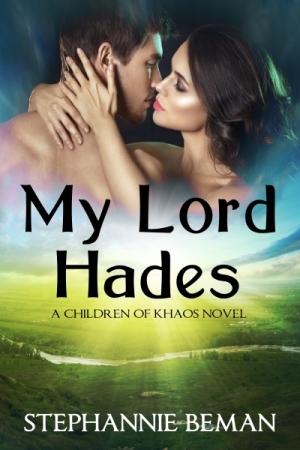 My Lord Hades, author Stephannie Beman